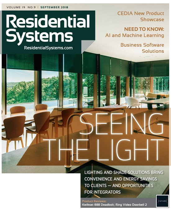 Residential Systems article features Home Technology Association and the value of certifications
