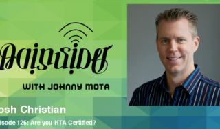 Johnny Mota interviews Josh Christian of the Home Technology Association