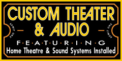 Smart home AV integrator Custom Theater and Audio services Georgetown