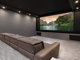 Home automation installation by Amplified Lifestyles for Hayward