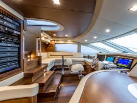Yacht Audio video system integrator Metro Eighteen services San Francisco