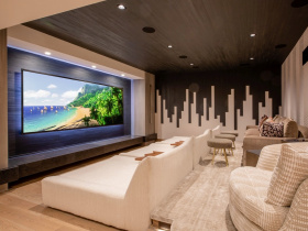 Home automation installation by Precision Media Solutions services Denver