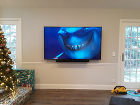 Smart home installation by Buchan Consulting for Oak Park