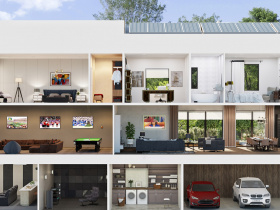 Smart home installation by House Systems for Westchester