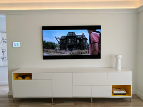 Smart home installation by Tech Automation for West Bloomfield