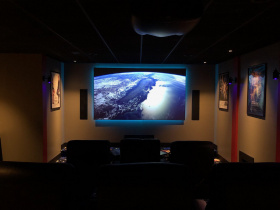 Smart home installation by Kustom Home Entertainment for Nashville