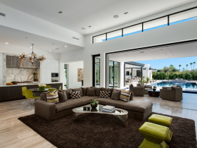 Smart home installation by Cyber Technology Group for Paradise Valley