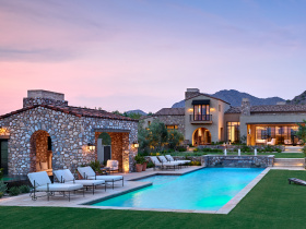 Smart home installation by Desert Sound and Security for Paradise Valley