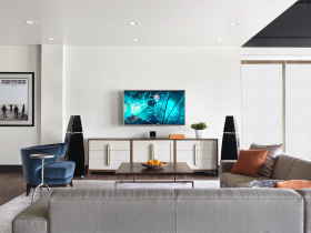 Smart home installation by Walbrandt Technologies for Clayton
