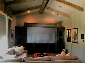 Smart home installation by Echo Workshop for Houston