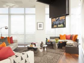 Smart home installation by eInteractive for Westchester