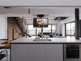 Smart home installation by Techmaven for Stony Brook