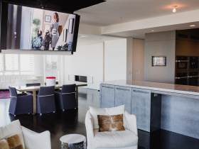 Home automation installation by Audio Command Systems for Nassau