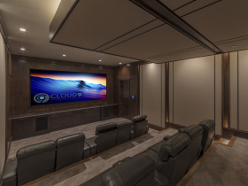 Audio video system integrators Cloud 9 Integrated Systems services Routt