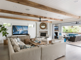 Home automation installation by Vision and Sound for Los Angeles