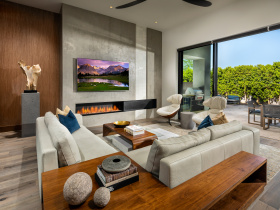 Home automation installation by Cyber Technology Group for Phoenix