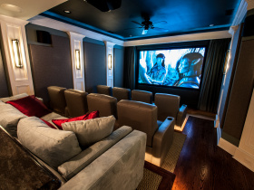 Home automation installation by Audio Video Concepts & Design for Denver