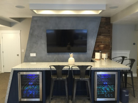 Home automation installation by All Metro Tech for Salt Lake