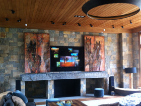 Home automation installation by Electronic Home Environments for Fort Lauderdale