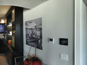 Home automation installation by Teague iCtrl for Johnson County