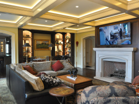 Home automation installation by Kozi Media Design for Sewickley