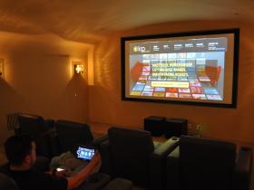 Audio video system integrator KP Audio Video services Los Angeles
