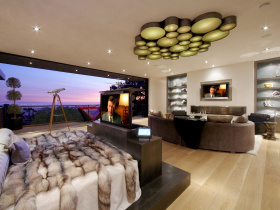 Home automation installation by DSI for Pacific Palisades