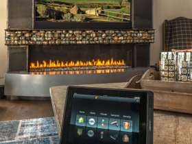 Home automation installation by Epic Smart Home for Austin