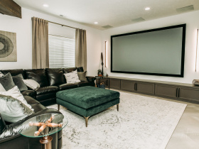 Home automation installation by Home Theaters Etc. for Grand Island