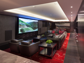 Audio video system integrator Cutting Edge services Middlesex