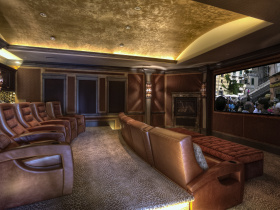 Audio Video system integrator Futurehome Systems services Fresno
