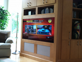 Audio video system integrator Ambiance services Oconee