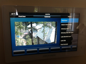 Home automation installation by System Integrators for Addison