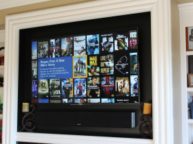 Home automation installation by AV Squared  for Douglas County
