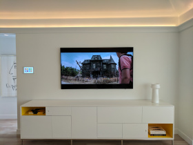 Home automation installation by Tech Automation for Ann Arbor
