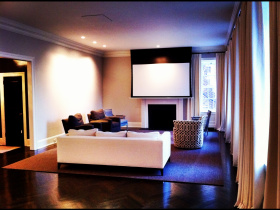 Home automation installation by Smart Home Worx for New York