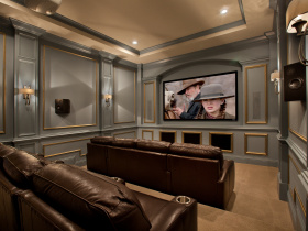 Audio video system integrators Millennium Systems Design Inc services Orange