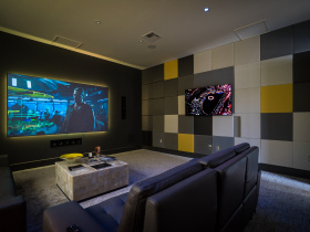 Home automation installation by IGS Homeworks for Houston