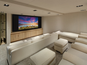 Home automation installation by Audio Images for Laguna Beach
