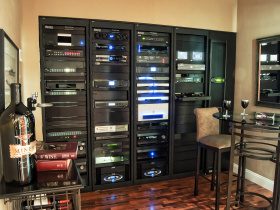 Home automation installation by Hermary's for San Mateo