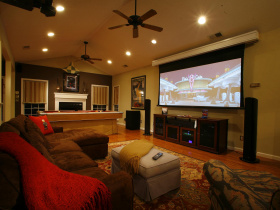 Audio video system integrator Custom Theater and Audio services Georgetown