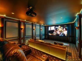 Audio video system integrator Electronic Home Environments services Loudoun