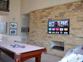 Audio Video system integrator Modern Home Systems services Rancho Santa Fe