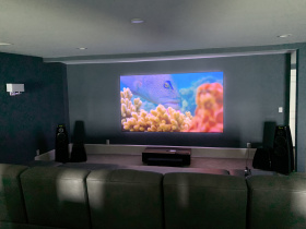 Audio video system integrator PLAY Custom Home Technology services Beaufort