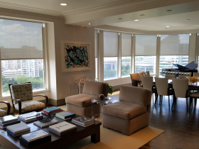 Home automation installation by Dallas Sight and Sound for Preston Hollow
