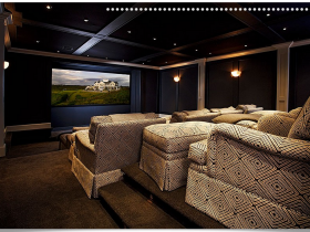 Audio video system integrator Adobe Cinema and Automation services Barnstable
