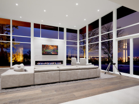 Home automation installation by Design Electronics for Niagara Falls
