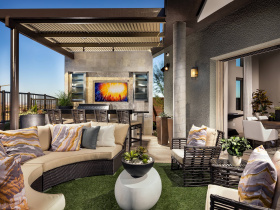 Home automation installation by Acoustic Design Systems for Las Vegas