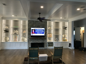 Audio video system integrator Audio Video Outfitters services Bluffton