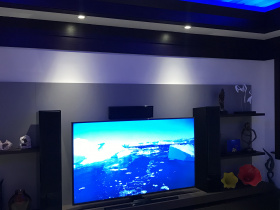 Home automation installation by Wired Media Solutions for Orange County
